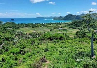 Panoramic Beach Views