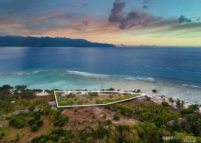 Beachfront Gili T