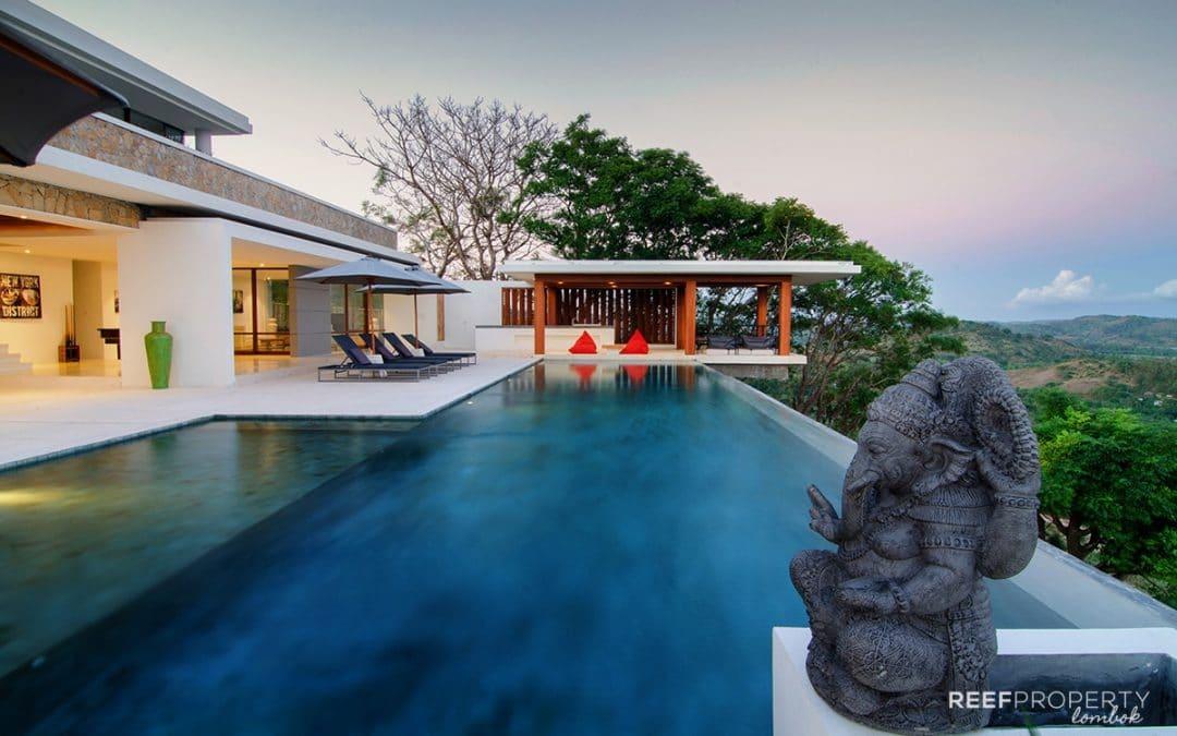 Tanjung Aan View Villa