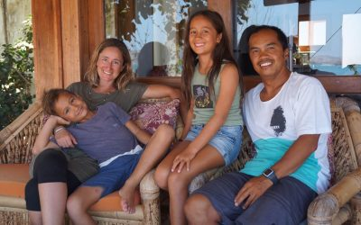 Living in Lombok – How a holiday spot became home for this Australian family